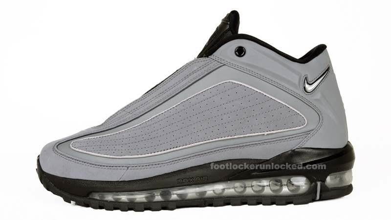 Nike Air Max Griffey 1 Metallic Platinum: Review