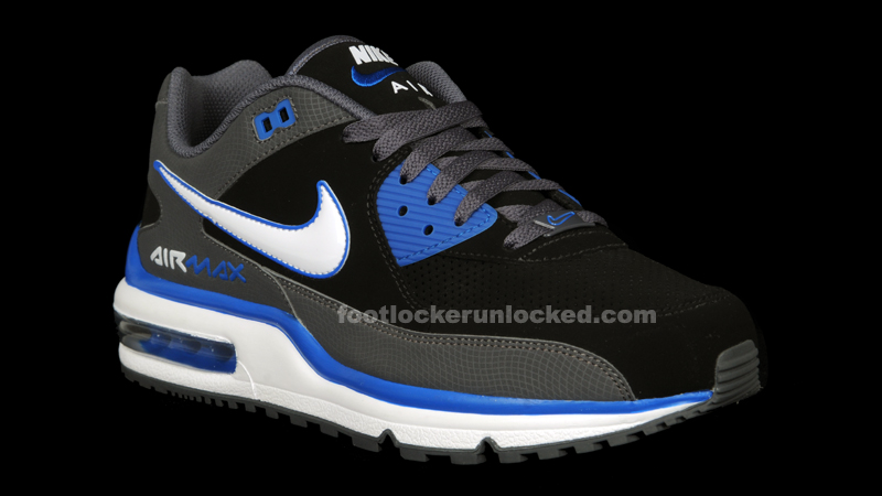 Air Max Wright Bleu Noir