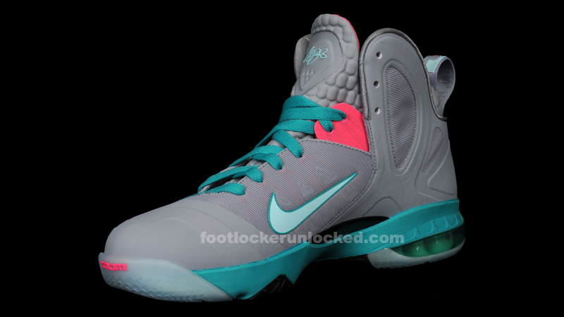 sports shoes 10421 0642e Cheap price Nike Lebron 9 Low Miami Vice Elite