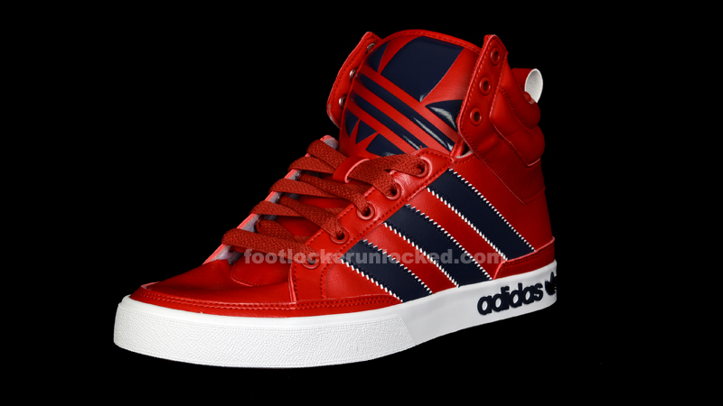 adidas high tops at foot locker