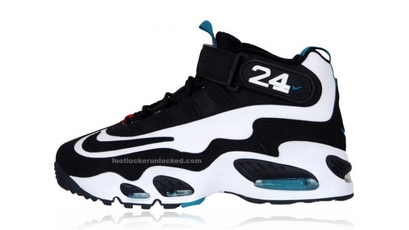 Cheap Nike Air Griffey Max 2 White Orange