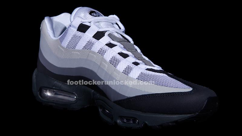 air max 95 on feet