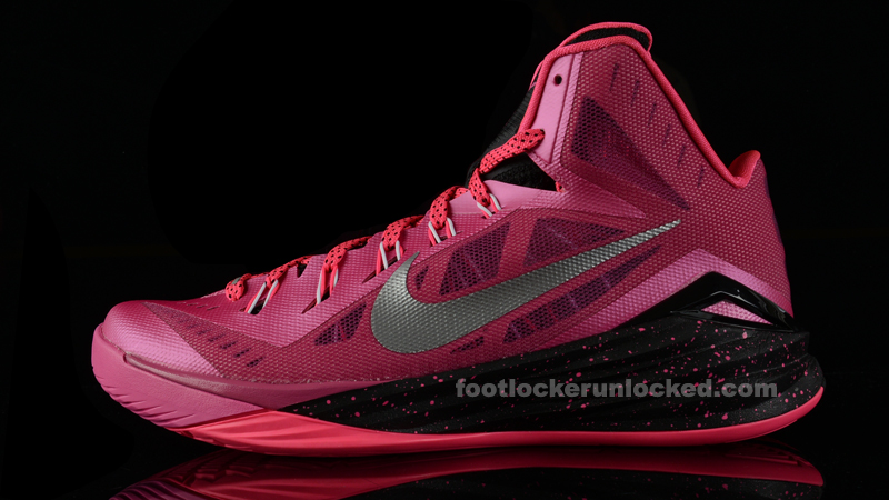 967987a06f41 Foot locker unlocked nike hyperdunk run the one kay yow   Foot locker unlocked nike hyperdunk 2014 kay yow 1 ...