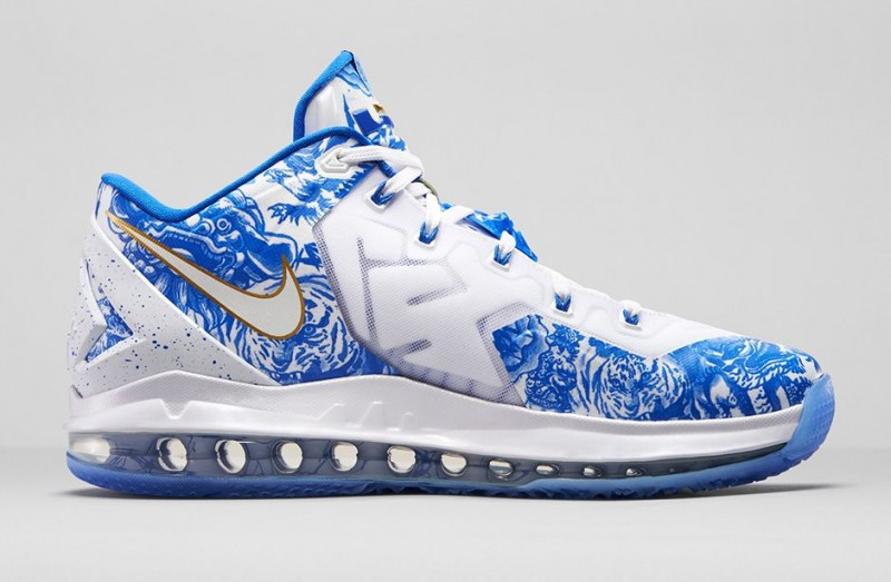 Nike Lebron Xi Low China Pack