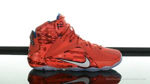 92b4ac446ee LEBRON XII. BRAND  Nike