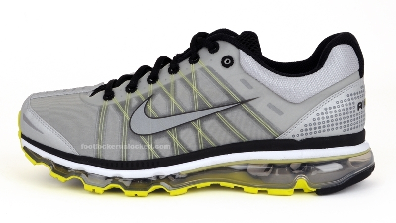 2009 Nike Air Max Yellow