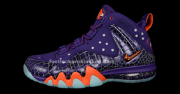 "Nike Barkley Posite Max ""Purple/Orange"""