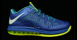 "Nike LeBron X Low ""Violet Force"""