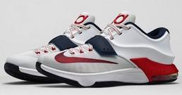 "Nike KD VII ""July 4th"""