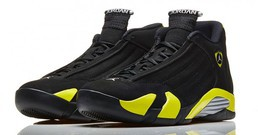 "Air Jordan 14 Retro ""Vibrant Yellow"" Release Details"