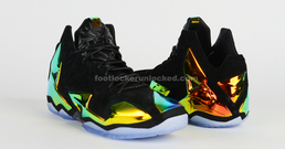 "Nike LeBron 11 EXT ""King's Crown"" Release Details"