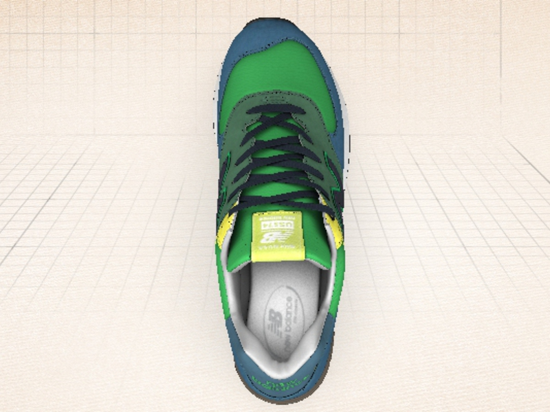 new balance outlet green square